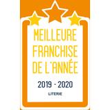 Logo Meilleure franchise de l'année